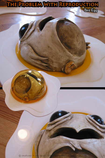 Skull Egg 1 of 3 (Bigeye)